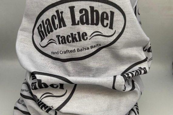BLACK LABEL NECK GAITER